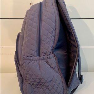 Vera Bradley Bags - Vera Bradley Lg Essential Backpack in Carbon Gray